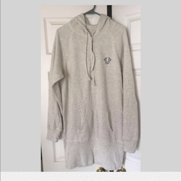 f81885d80f True Religion Sweatshirt Dress ‼️